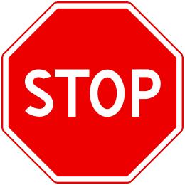 Znalezione obrazy dla zapytania znaki dla pieszych i rowerzystów